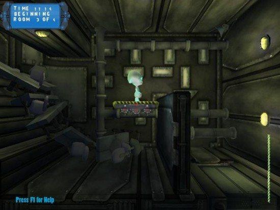 تحميل لعبة المغامرات Blank