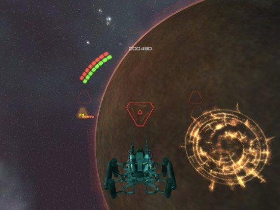 لعبة الحرب الدفاعية Cosmic Proof