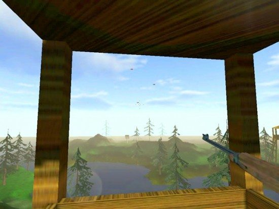 تحميل لعبة قناص البط Duck Hunter