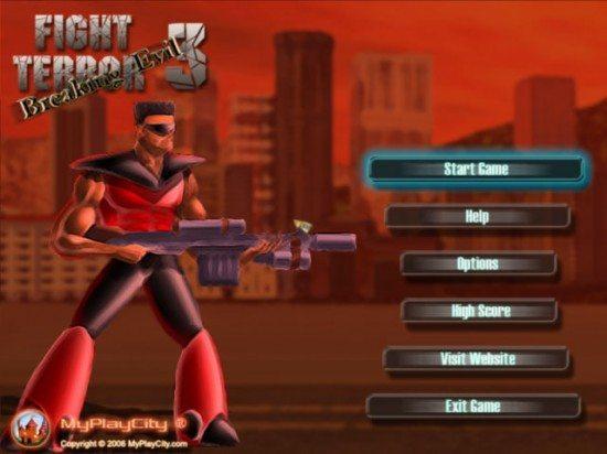 تحميل لعبة مهمة صعبة Fight Terror 3