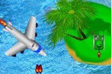 لعبة حرب الطائرات Sea Guard