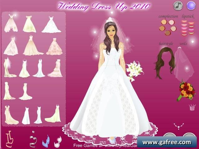 f24b45143b2a7 تحميل لعبة تلبيس العرائس Wedding Dress Up – تحميل العاب Freeware Games