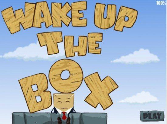 لعبة ايقاظ الرجل النائم