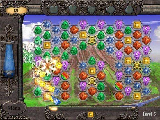 لعبة صراع الملوك Magic Crystals