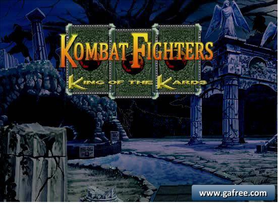 لعبة حرب الابطال Kombat Fighters