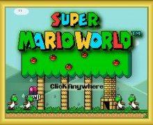 لعبة عالم سوبر ماريو Mario World 2
