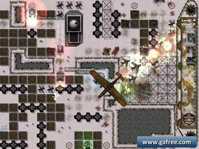 لعبة الحرب الدفاعية Tanks Territory