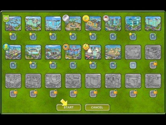 لعبة بناء المدينة Megapolis 324-550x412