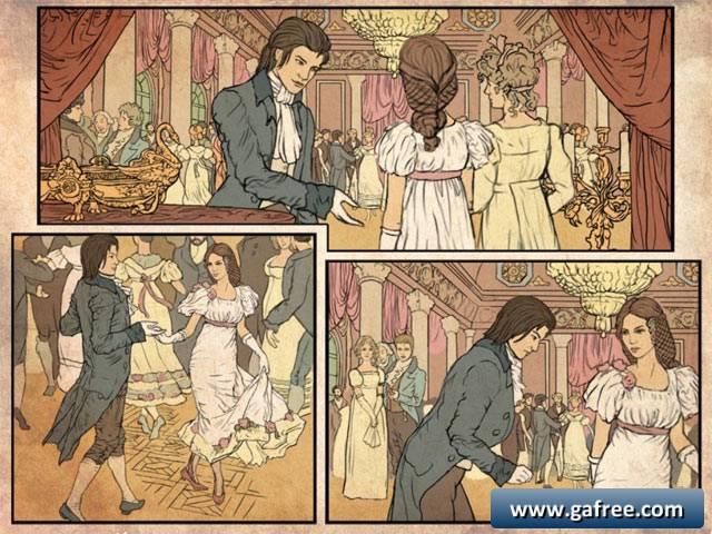 لعبة الرومانسية والحب Live Novels