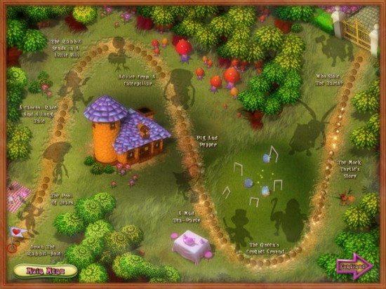 لعبة الارنب الشقى Alices Magical