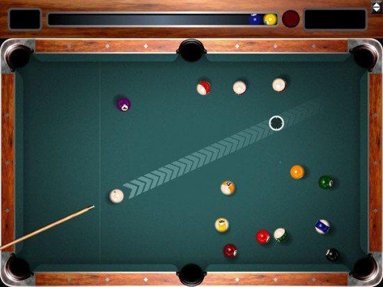 لعبة بلياردو 8 Ball Frenzy