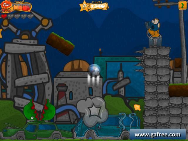 لعبة حرب الفضاء Torkven