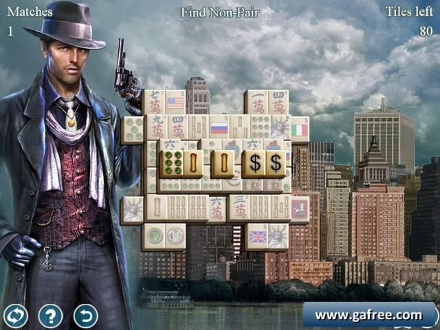 لعبة السياحة والسفر Greatest Cities Mahjong