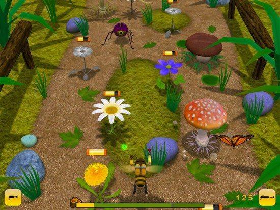لعبة مزرعة النحل Bee Adventure