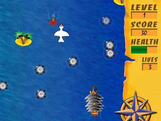 لعبة القراصنة Brave Pirate