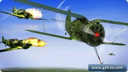 لعبة الطائرة الحربية Brave Plane