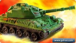 لعبة حرب الدبابات Combatant Area