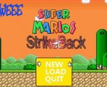 تحميل لعبة سوبر ماريو Super Mario Strikeback