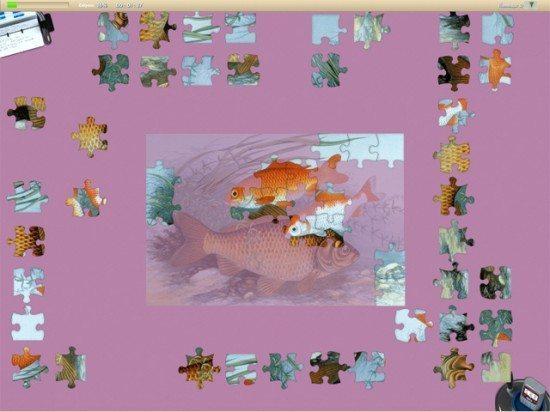 لعبة تركيب الصور Lovely Puzzle