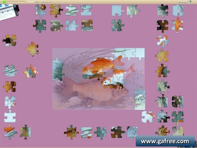 تحميل لعبة تركيب الصور Lovely Puzzle