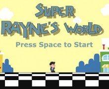 لعبة التحدي الكبير Super Raynes World