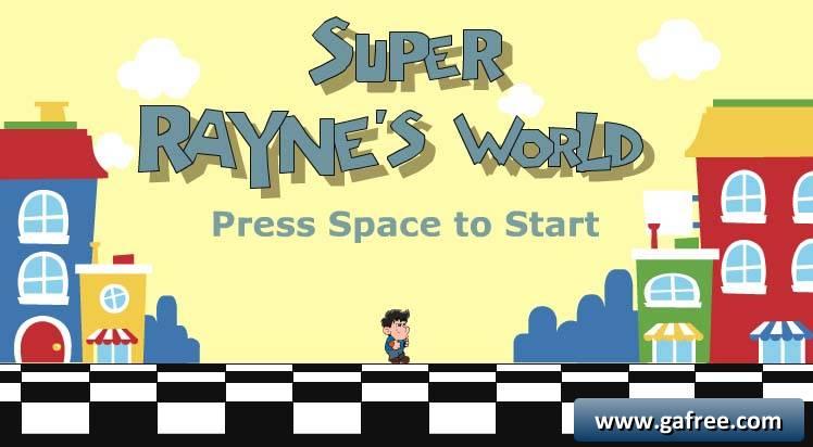لعبة التحدي الكبير Super Raynes