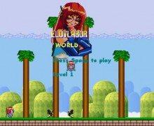 لعبة البطلة الخارقة Eldylabor World