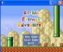 لعبة مغامرات ماريو Al-link Eternal