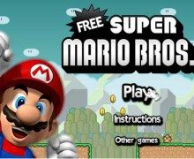 لعبة سوبر ماريو 2 Super Mario Bros