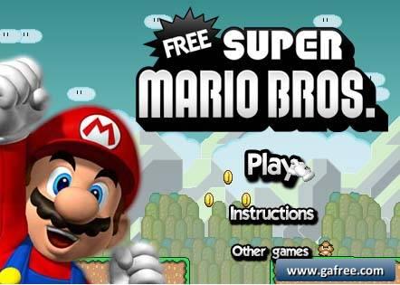 لعبة سوبر ماريو 2 Super Mario