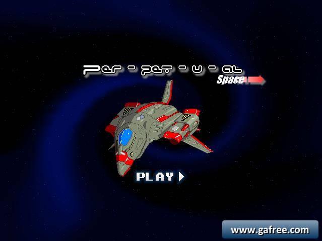 لعبة حرب الفضاء Per-pet-u-al Space