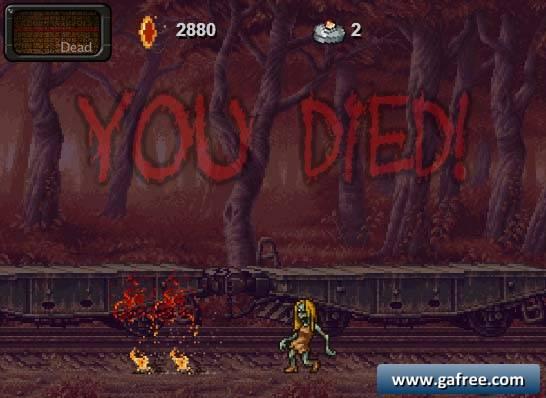 لعبة تحدي الزومبي Zombie Survival