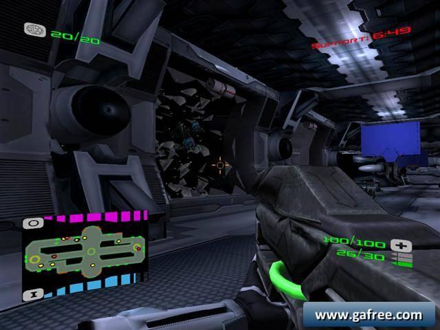 لعبة اطلاق النار Eris