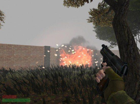 لعبة حرب الابطال SCP354 Episode One