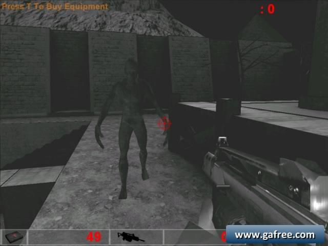 لعبة الزومبي الجديدة Zombie Infiltration
