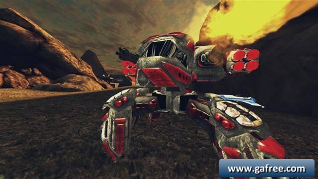 لعبة الحرب الاستراتيجية Xonotic 0.7.0