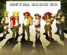 لعبة ميتال سلوق Metal Slug
