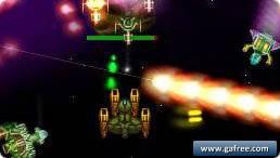 لعبة قتال الفضاء Ultra Galaxy War