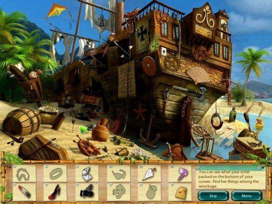 لعبة بناء القرية السياحية Vacation Mogul