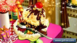 لعبة مطعم الايس كريم Vanilla and Chocolate