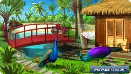 لعبة بناء بيت الاحلام Villa Banana