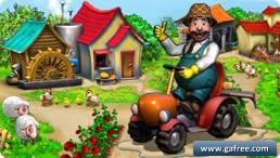 لعبة المزرعة Virtual Farm