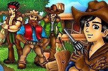 لعبة الغرب الامريكي Wild West Billy