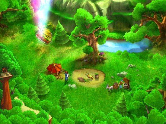 لعبة الاميرة المفقودة Woodville Chronicles