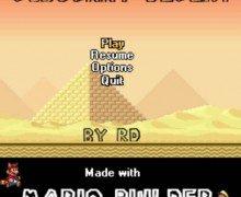 لعبة سوبر ماريو الجديدة Subconny Desert