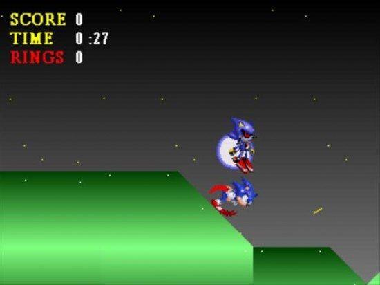 لعبة سوبر سونيك Sonic for Beginners Collection