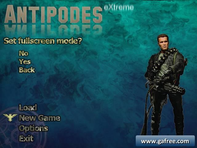 لعبة الجندي المقاتل Antipodes EXtreme