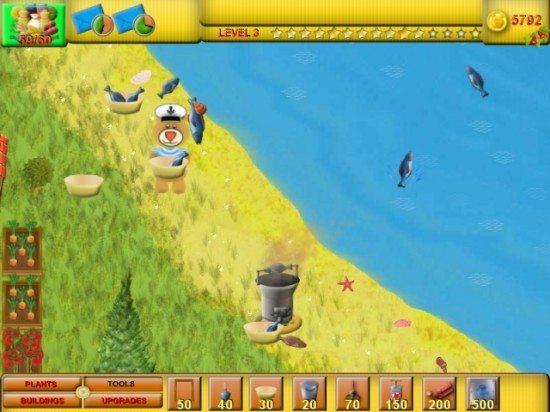 لعبة بناء السفينة Bears Dream