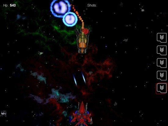 لعبة حرب الاساطير Space Arena Class A