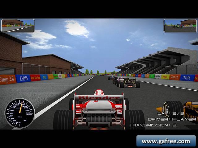 لعبة فورمولا 1 F1 Driver